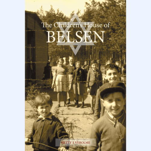 The Children of Belsen Book